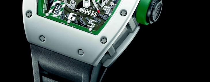 Richard Mille's New Limited Edition RM 030 Le Mans Classic