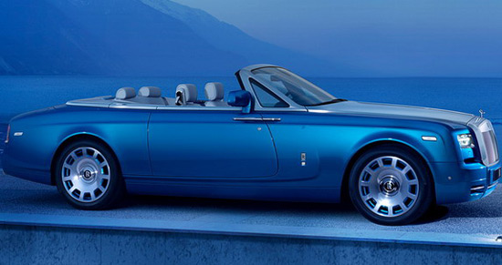 Phantom Drophead Coupe Waterspeed Collection