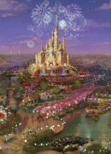 Disney Comes to Shanghai – First Theme Park and Resort in Mainland China