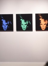 """Six Self Portraits"" by Andy Warhol Sold for $30,1 Million at Sotheby's"