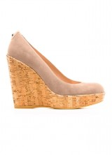 Customize Your Very Own Pair of Stuart Weitzman's Corkswoon Wedges