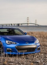 Subaru BRZ Coupe Special Edition Blue Series For US Market