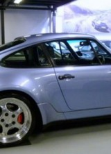 Sultan of Brunei Selling His Porsche 964 Turbo