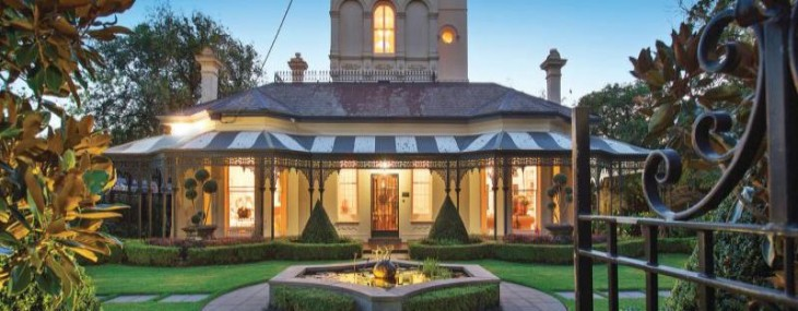 Magnificent Tara Estate Goes Under the Hammer