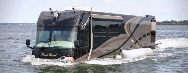 Terra Wind - Coach or Yacht?