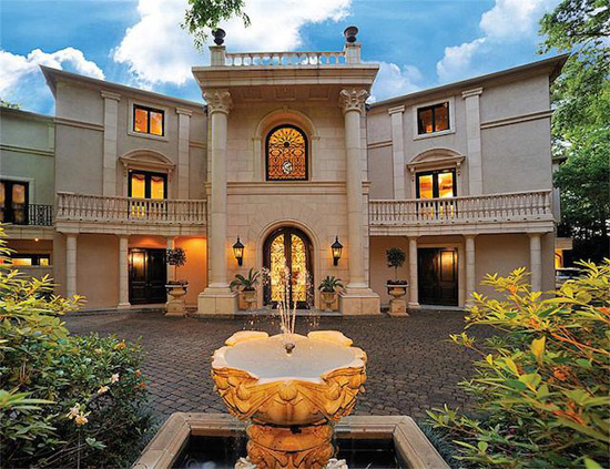 Luxury Texas Mansion