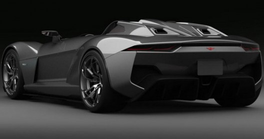Rezvani Motors has unveiled its sports car, named Beast