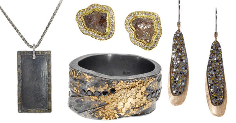 Todd Reed Uses Actual Raw Diamond For His Luxury Jewelry