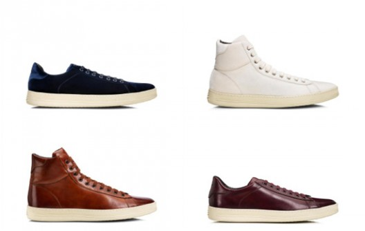 Tom Ford to launch sneakers
