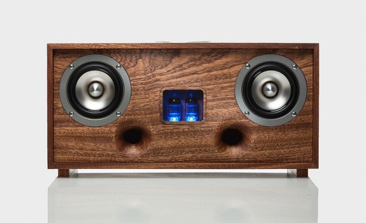 Tubecore Duo - World's First Tube-driven Bluetooth Speaker