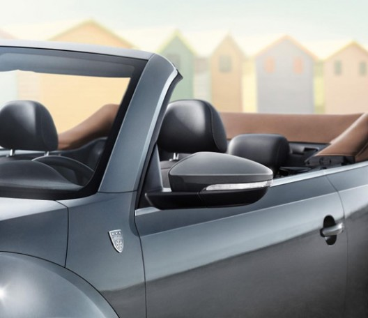 Volkswagen has presented VW Beetle Convertible Karmann Edition