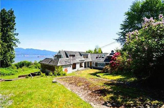 Vancouver Teardown Back on the Market for $25,800,000 CAD