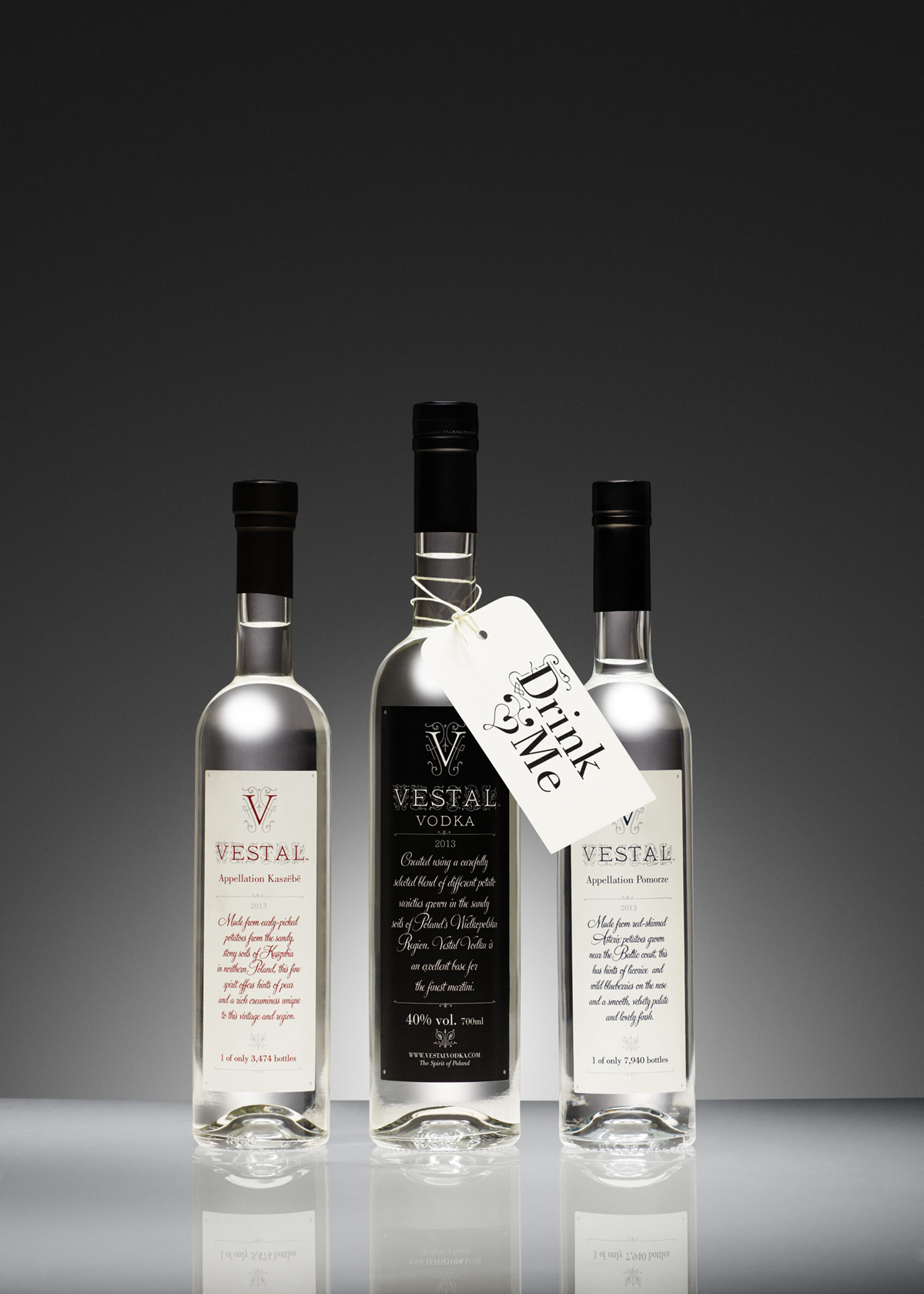 New UK Distributor for Vestal Vodka - Maverick Drinks