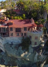 "Historic ""Villa Rockledge"" in Laguna Beach on Sale for $30 Million"