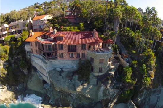 Historic California Beach Home Seeks $30 Million