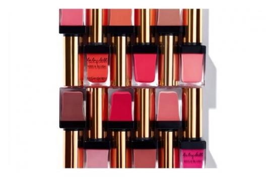 Mix & Match Your Lips & Cheeks - Yves Saint Laurent Baby Doll Kiss & Blush