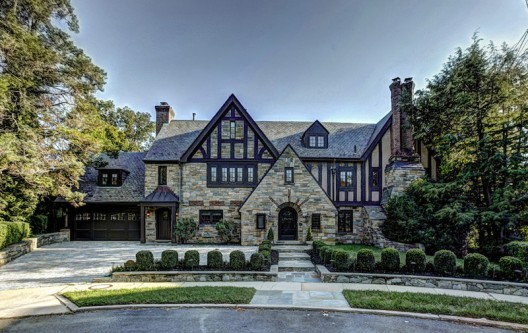 Stunningly Handsome 1929 English Manor on Sale