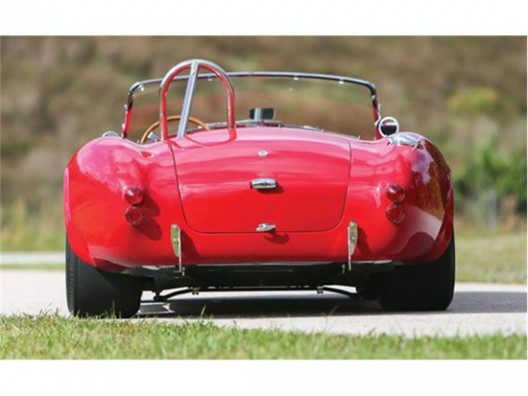 Outstanding 1966 Shelby 427 Cobra at Auctions America's California Sale