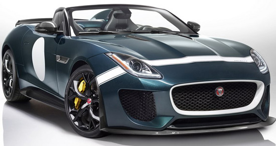 2014 Jaguar Project 7 At Goodwood Festival Of Speed