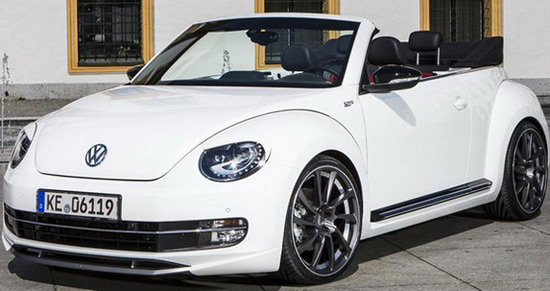 Volkswagen Beetle, German tuner house, ABT Sportsline