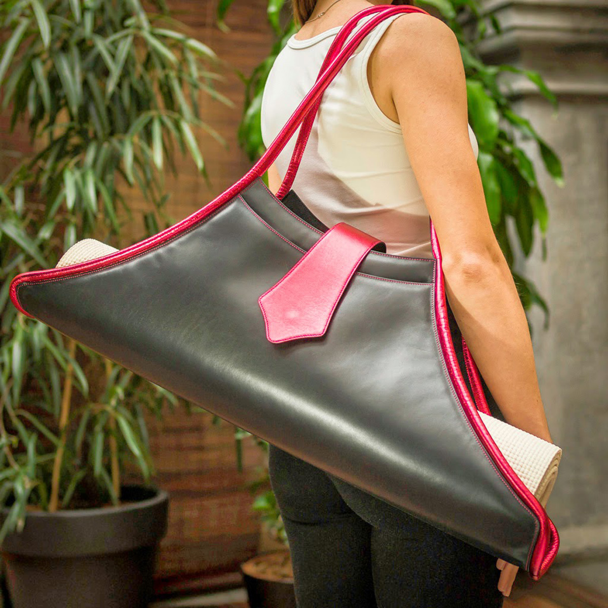 Carry Your Yoga Mat in Style with Agoya Loop
