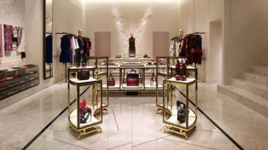 Alexander McQueen's First Flagship in Japan