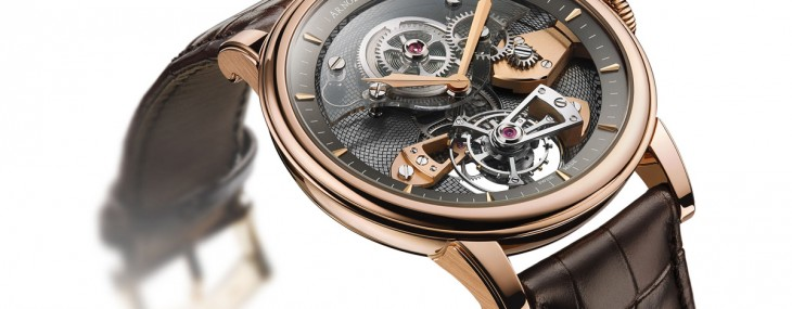 Arnold & Son's New TES Tourbillon