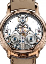 Arnold & Son Time Pyramid Won Robb Report Best of the Best Award 2014