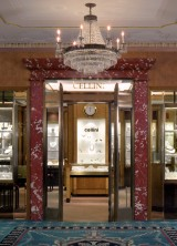 Arnold & Son's Collection at Cellini Jewelers, New York