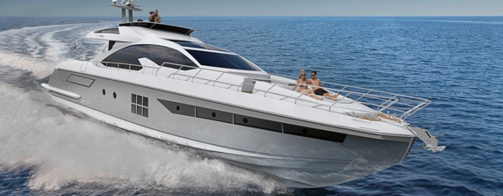 Azimut Yachts Introduces Three Models for Their World Debut at the Cannes Boat Show