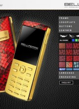 Bellperre Launches Their First MADE TO ORDER Luxury Phones