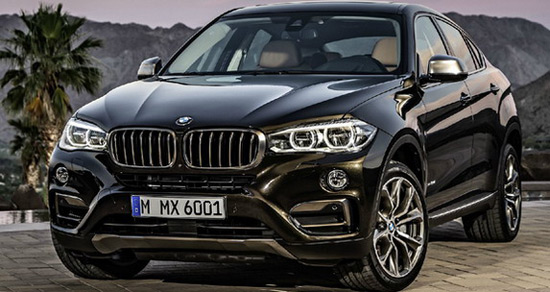 BMW Has Presented The New X6 Model