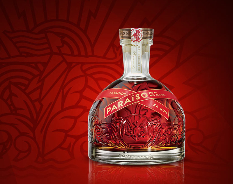 Bacardi Facundo Rum Collection - Designed to be Sipped Slowly