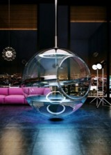 Futuristic Bathsphere Shower