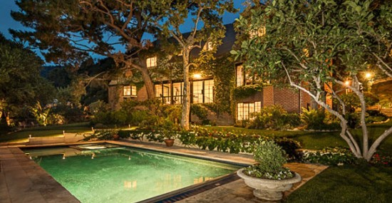Former Home of Betty Grable Hits Market for $13.29 Million