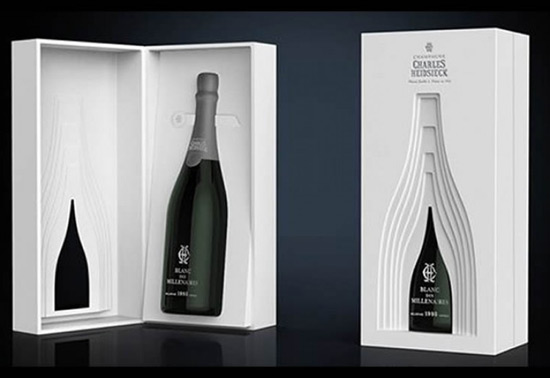 Charles Heidsieck Re-released Limited Number of the Blanc des Millénaires 1985