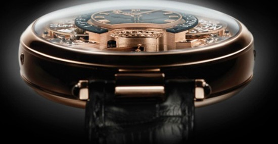 Amadeo Fleurier Tourbillon Virtuoso III really is an amazing piece