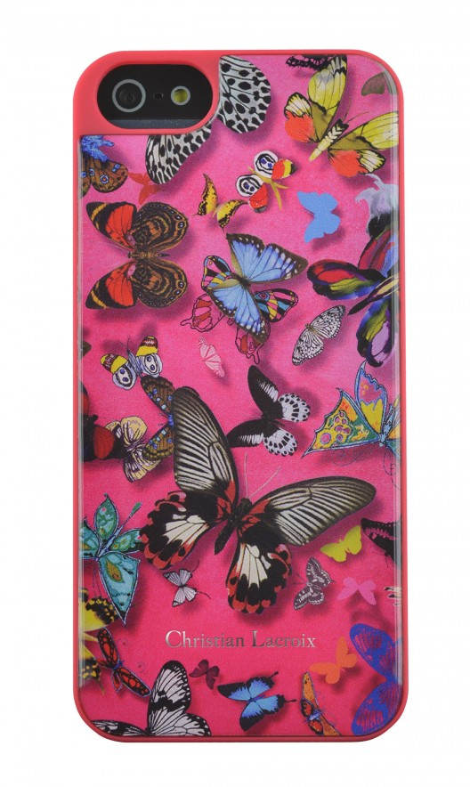 Christian Lacroix's First Line of Smartphone Accessories
