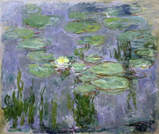 "Monet's Iconic ""Water Lilies"" Sold for £31.7 Million at Sotheby's Auction"