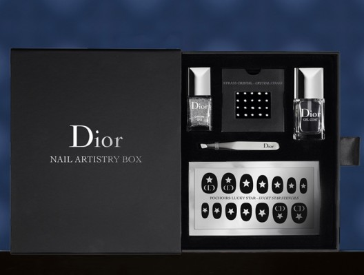Dior Nail Artistry Box - Limited Edition Kit with Swarovski Elements