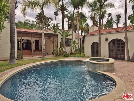 One of Donald Sterling's Beverly Hills Homes is Up for Rent Asking $15,500 a Month