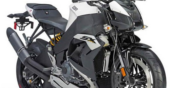 New Erik Buell Racing 1190SX