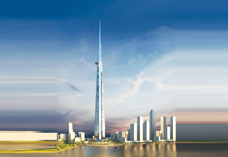 Kingdom Tower Will Have The Fastest Elevator In The World