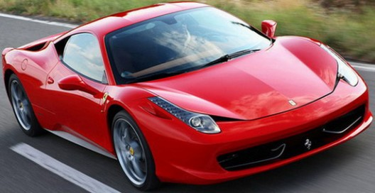 Ferrari 458 Spider Speciale