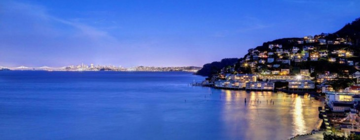 Former Hearst Property in Sausalito For the First Time on the Market