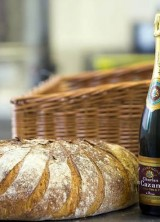 Golden Bread Which Costs £25 is UK's Most Expensive Loaf