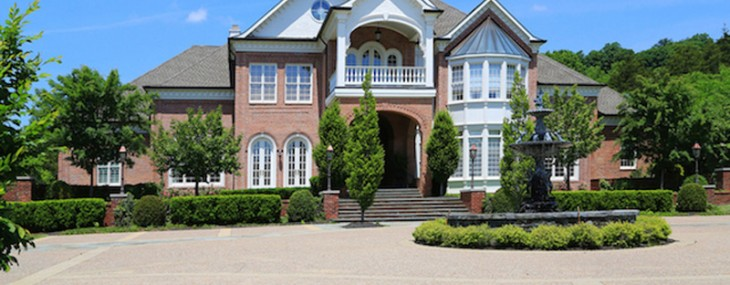 The Grand Manor of Nashville Heading to Absolute Auction