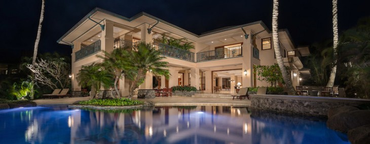 Hale Ali'i - Finest Beachfront Estate in Maui Relists for  $26 Million