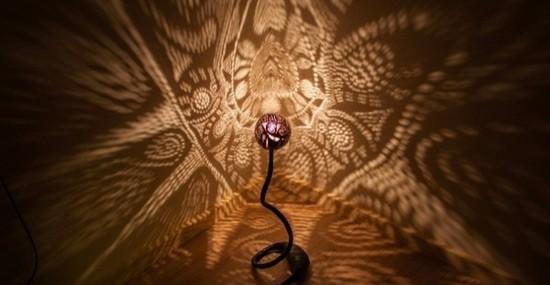 Vainius Kubilius Nymph Lamp
