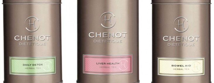 Henri Chenot's Detox Teas Finally Available Online